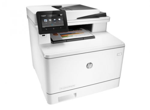 HP Color LaserJet Pro M477fdw
